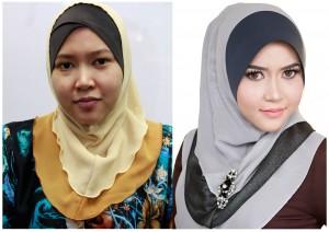 Siti Sebelum dan Selepas