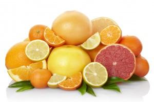 Vitamin C boleh didapati di dalam buah-buahan citrus..