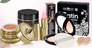 Set Makeup JRM