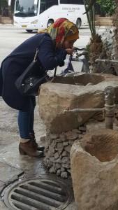 Landscape arab yg sgt menarik.. Bandar tertua di dunia. Merasai airnya. Manis dan sejuk. Air dr bumi..