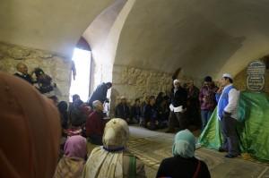 Inilah kubu rumah asal Nabi Shuib dan di sini juga dimakamkan.